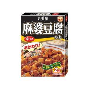 丸美屋食品工業 丸美屋 麻婆豆腐の素 辛口 ...の関連商品10