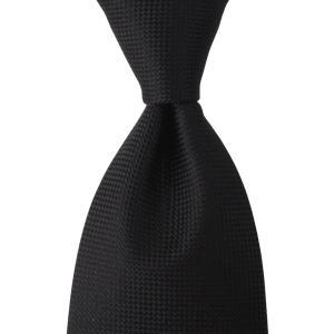 ネクタイ マット ソリッド フォーマル シルク 日本製 プレゼント ギフト お誕生日 記念日 ブラック|evergrays