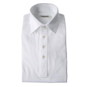 ワイ シャツ メンズ 半袖 カジュアル プレゼント ギフト お誕生日 記念日 ホワイト M(38)、L(40)、|evergrays