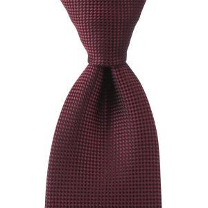 ネクタイ マット ソリッド シルク 日本製 プレゼント ギフト お誕生日 記念日 結婚式 ワインレッド(巾6,5cm、長さ140cm)|evergrays