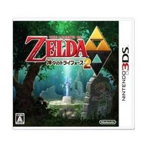 【新品】[3DS]ゼルダの伝説 神々のトライフォース2【メール便限定品★送料無料・代引不可】|evergreen-imt