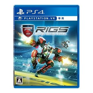 【新品】[PS4]RIGS Machine Combat League [VR専用] 【メール便限定品★送料無料・代引不可】|evergreen-imt