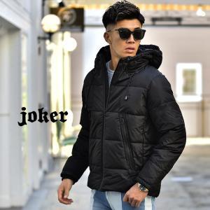 ジャケット 中綿ジャケットメンズ ジャケット ボリュームネック アウター 防寒  秋 冬|evergreen92