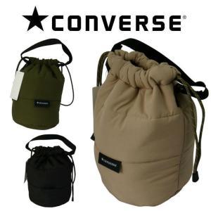 CONVERSE PUFFER DRAWSTRING BAG L 14653800 コンバース ダウン巾着バック メンズ レディース キッズ ギフト 手提げバッグ evermall