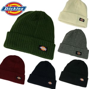 DICKIES CALIF LOGO WAPPEN KNIT CAP 14670900 ディッキーズ ロゴニットキャップ ニット帽 帽子  キャップ  ワンポイント ワークウエア メンズ レディース|evermall
