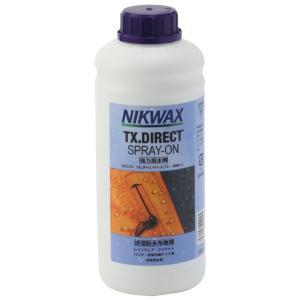 エバニュー (EVERNEW) ニクワックス (NIKWAX) TX.ダイレクトスプレー詰替 1L EBE573 evernewonlineshop