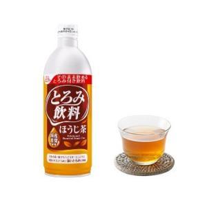 とろみ調整 介護食 エバースマイル とろみ飲料 ほうじ茶 6本セット 嚥下補助|eversmileonlineshop