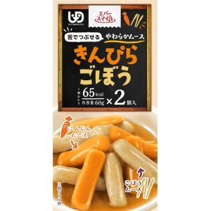 介護食 エバースマイル きんぴらごぼう 18箱セット ムース食 レトルト おかず 和食|eversmileonlineshop