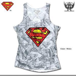 タンクトップ メンズ スーパーマン SUPERMAN タンクトップ タンク|eversoul