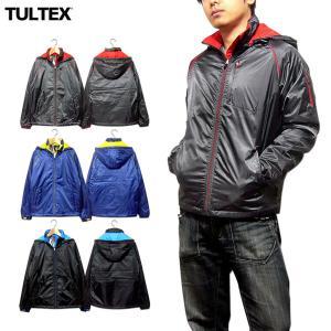 中綿ジャケット ブルゾン ジャンパー アウター メンズ 送料無料 TULTEX タルテックス|eversoul