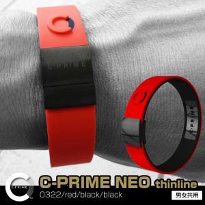シープライム C-PRIME NEO thinline 0322/red/black/black ポ...