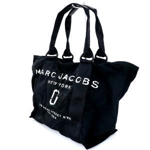マークバイマークジェイコブスNY Marc by Marc Jacobs ブラック  ナイロン トートバッグ  レディース メンズ 【kk】【中古】 everydaygoldrush