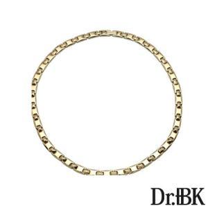 ゲルマニウムネックレス Dr.+BK  NS003TP3(ピンクゴールド)