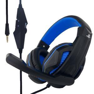 PlayStationオフィシャルライセンス商品PS4専用ヘッドセット『Gaming Headset...