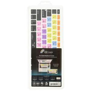 KB Covers Pro Tools QWERTY キーボードカバー MacBook Air/Pr...