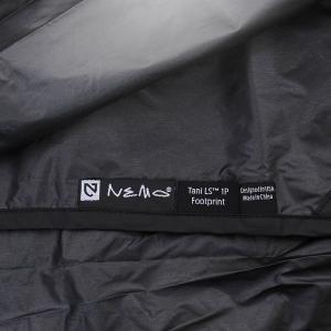 NEMO(ニーモ・イクイップメント) タニLS 1P用フットプリント NM-AC-FP-TNLS1