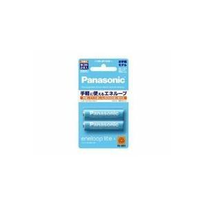 パナソニック エネループ ニッケル水素電池 単3形  BK-3LCC/2|evillage