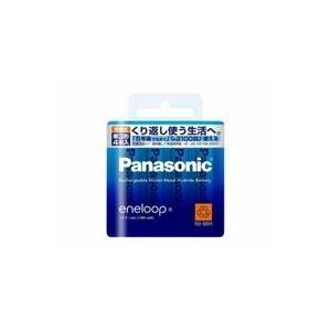 パナソニック エネループ ニッケル水素電池 単3形  BK-3MCC/4|evillage