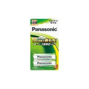 パナソニック 充電式エボルタ ニッケル水素電池 単3形  BK-3MLE/2B|evillage
