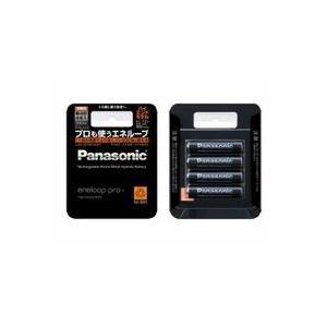 パナソニック エネループ ニッケル水素電池 単4形  BK-4HCD/4|evillage