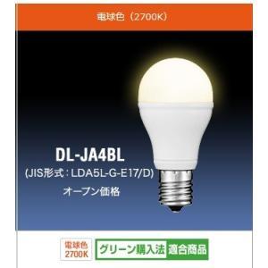 シャープ  LED電球 白熱電球25W形相当 電球色 【DL-JA4BL】|evillage