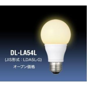 シャープ  LED電球 白熱電球40W形相当 電球色 DL-LA54L|evillage