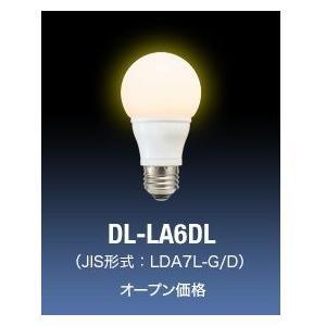 シャープ  LED電球 白熱電球50W形相当 電球色 DL-LA6DL|evillage