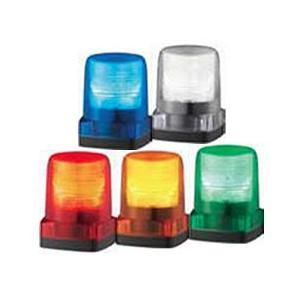 パトライト LFH-M2 LEDフラッシュ表示灯(Φ100)  LFH-M2型(AC100/120/200/230V仕様)   赤色・黄色・緑・青・白|evillage