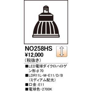 オーデリック (ODELIC) LED電球 LDR12L-M-E11/D/B 【NO258HS】 evillage