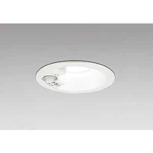 オーデリック(ODELIC)LEDダウンライト センサー付 (昼白色) 軒下用 【OD261837S】|evillage