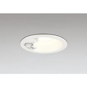 オーデリック(ODELIC)LEDダウンライト センサー付 (電球色) 軒下用 【OD261850S】|evillage