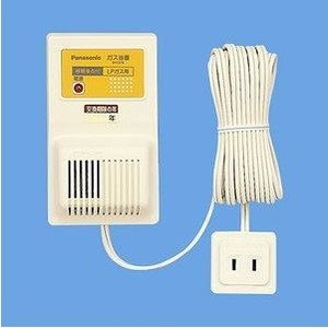 パナソニック  ガス当番 LPガス用 (AC100Vコード式 移報接点付) 【SH1371】|evillage