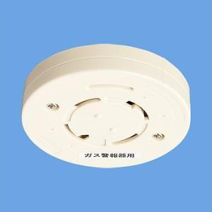 パナソニック SH5900 ガス当番 丸形ベース(4端子式) ガス当番都市ガス用|evillage