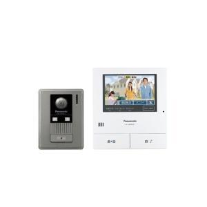 パナソニック ワイヤレスモニター付テレビドアホン どこでもドアホン VL-SVD501KL|evillage