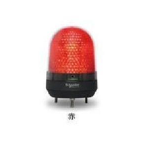 小型LED表示灯(φ100) XVR3型(赤)デジタルシグナリング【XVR3E04】|evillage