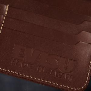 DO-KONJOウォレット/デニムカモメ/ブラウン/財布/茶色/エヴィス/EVISU|evisu|03