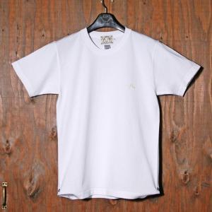 EVISUエヴィス 半袖Tシャツ/1ポイントカモメ/ホワイト/半袖/EVISUジーンズ|evisu