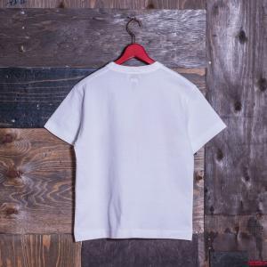 EVISUエヴィス 《VETERANO LW》 T-SHIRT (吊り編み) ホワイト/EVISUジーンズ|evisu|02