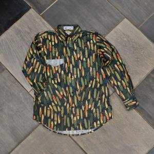 EVUSUエヴィスBDシャツ SAPPORO 2 SURF/EVISUジーンズ|evisu