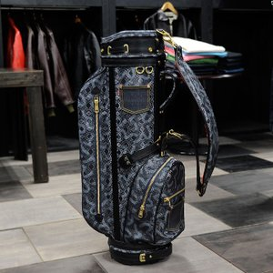 EVISUエヴィス ANGEL CADDIE BAG GRAIN BLACK/EVISUジーンズ|evisu