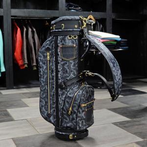 EVISUエヴィス ANGEL CADDIE BAG SMT BLACK/EVISUジーンズ|evisu