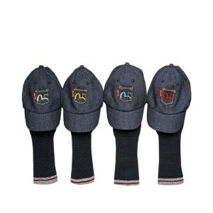 EVISUエヴィス キャップ型デニムヘッドカバー/カモメ EVISU FLAG刺繍入り/ヘッドカバー/EVISUジーンズ|evisu