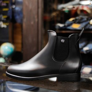 EVISUエヴィス RAIN BOOTS BLACK/レインブーツ/EVISUジーンズ|evisu|02