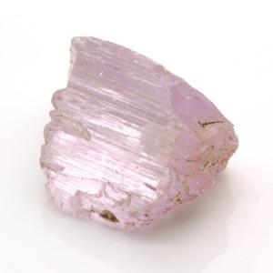 美しいライラックピンク♪ 天然クンツァイト(スポジュミン) 原石 23.4g evj-cc