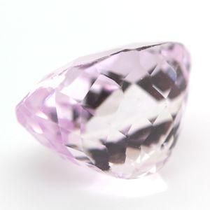 美しいライラックピンク♪天然クンツァイト(スポジュミン) オーバルカット ルース 13.02ct 《ov_280size》|evj-cc|03