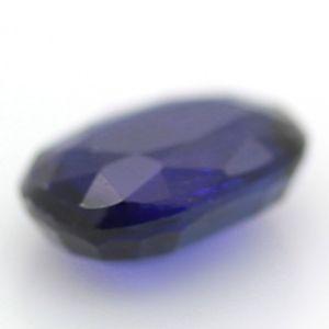 藍晶石 天然カイヤナイト オーバル ルース 1.66ct 《ov_140size》|evj-cc|03