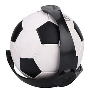 ボール壁置き 壁掛け ボールホルダー ボール収納 多用途 業務用 立体陳列 装飾 フットボール/バレ...