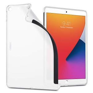 ESR iPad 10.2 ケース 第7世代 2019秋発売 バックカバー クリア スリム ソフトな...