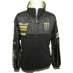 tech3ヤマハ スポーツジャケット(フリース) モンスターエナジー  Monster Energy