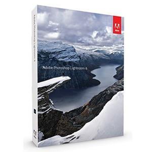 ※外箱傷みあり Photoshop Lightroom 6 日本語版 Win/Mac ex-soft